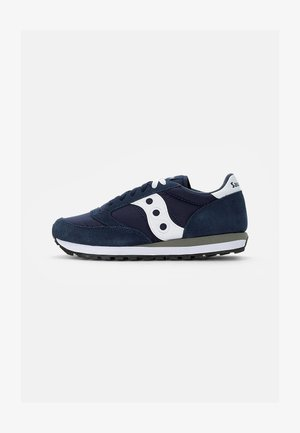 JAZZ ORIGINAL - Sneakers basse - navy/white