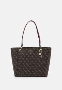 NOELLE ELITE TOTE - Handbag - brown