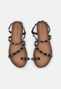 Tata Italia - SARA - T-bar sandals - black - 5