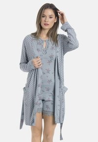 ICE PRINCESS  - Dressing gown - blue