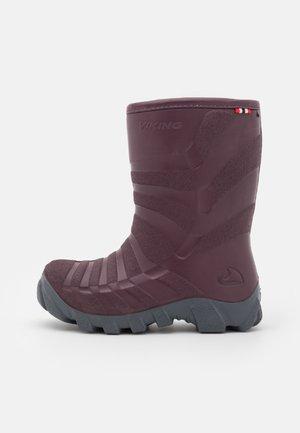 ULTRA 2.0 UNISEX - Winter boots - grape/grey