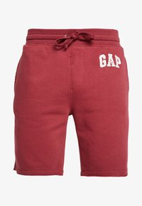 GAP - ORIG ARCH - Pantalones deportivos - indian red - 4