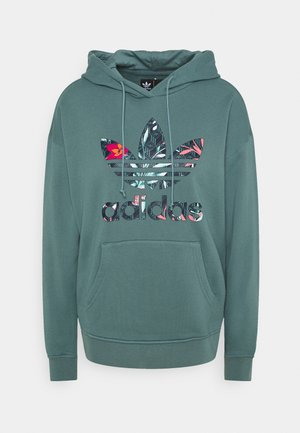HOODIE - Sweatshirts - hazy emerald