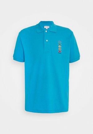 POLAROID UNISEX - Polo shirt - blue