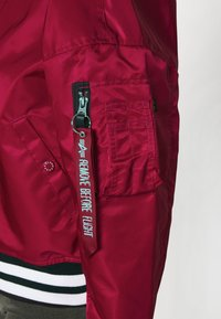 Alpha Industries - TIPPED - Bomber Jacket - major red - 4