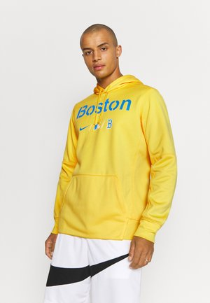 MLB CITY CONNECT BOSTON RED SOX BASEBALL THERMA HOODIE - Squadra - yellow