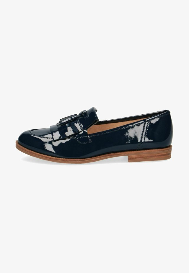 Loafers - ocean patent