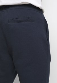 Abercrombie & Fitch - ICON - Tracksuit bottoms - navy - 5