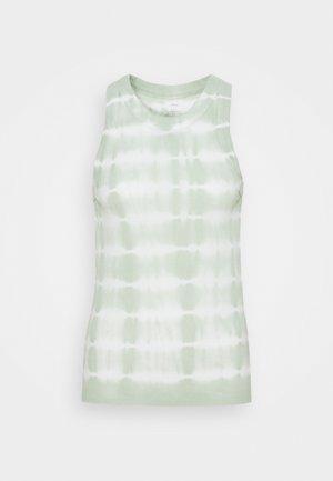 BASIC TANK - Top - kenya green