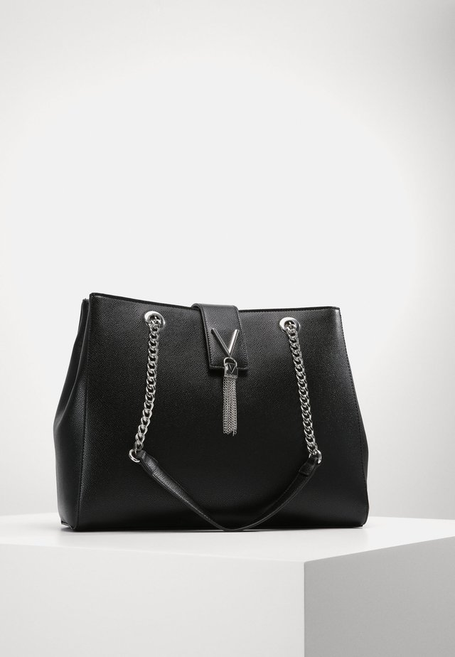 DIVINA - Shopping bag - nero