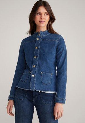 Denim jacket - washed blue