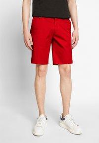 Bugatti - Shorts - red - 0