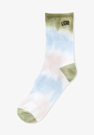 WM BRIT SHINER SOCK (6.5-10, 1PK) - Socks - tie dye