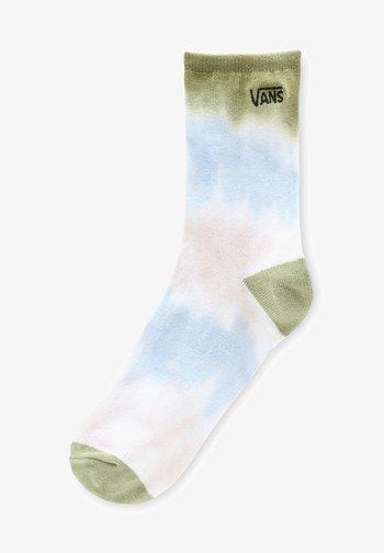 WM BRIT SHINER SOCK (6.5-10, 1PK) - Socks - tie dye