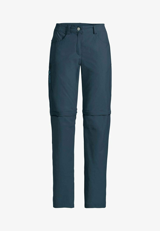 FARLEY V - Outdoor trousers - rauch