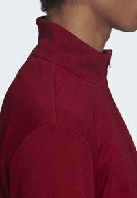 adidas Originals - TREFOIL ESSENTIALS TRACK TOP - Trainingsjacke - burgundy - 5