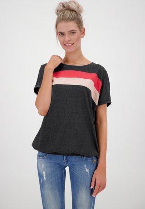 DINAAK  - Print T-shirt - moonless