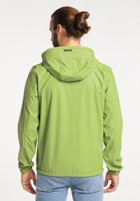 Schmuddelwedda - Waterproof jacket - grün - 2