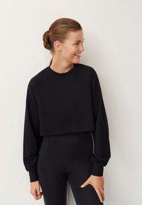 Mango - HYGGE - Sweatshirt - schwarz - 2