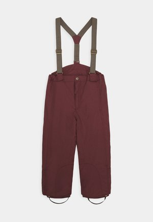 WITTE PANTS UNISEX - Snow pants - catawba grape