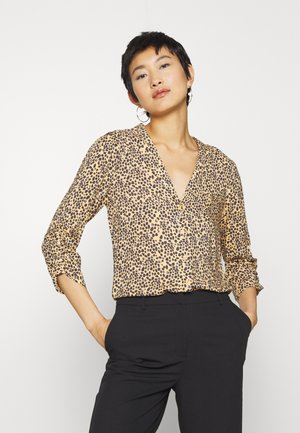 ELI - Button-down blouse - desert mist