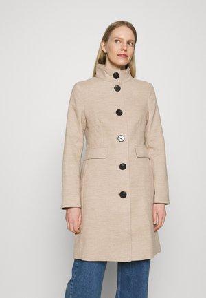 COAT - Classic coat - beige
