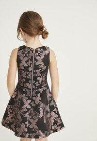 Ted Baker - JACQUARD - Cocktail dress / Party dress - black - 1