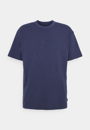 TEE PREMIUM ESSENTIAL - T-shirts - midnight navy