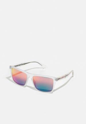 DIESEL X MAD DOG JONES  UNISEX - Sunglasses - transparent/ multi-coloured