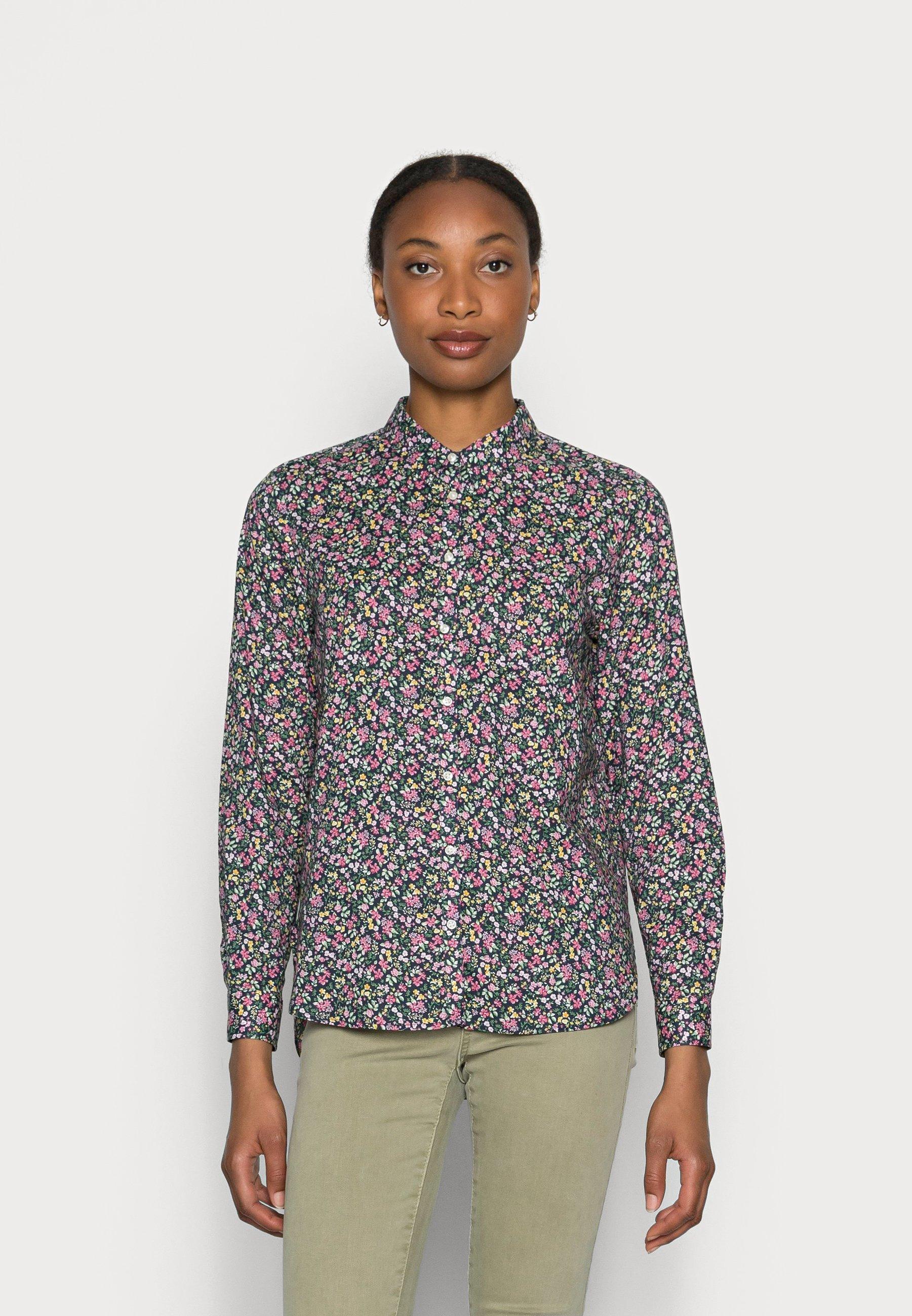 Women CAMISA LIBERTY ORGANI - Button-down blouse