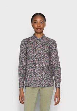 CAMISA LIBERTY ORGANI - Button-down blouse - light blue