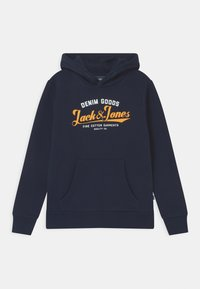 Jack & Jones Junior - JJELOGO - Huppari - navy blazer - 0