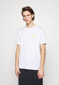 HUGO - DURNED - T-shirt - bas - white - 0
