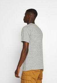 Carhartt WIP - SCRIPT - Print T-shirt - grey heather/black - 2