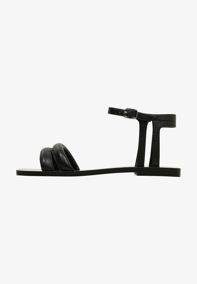 FLIP - Sandalen - black