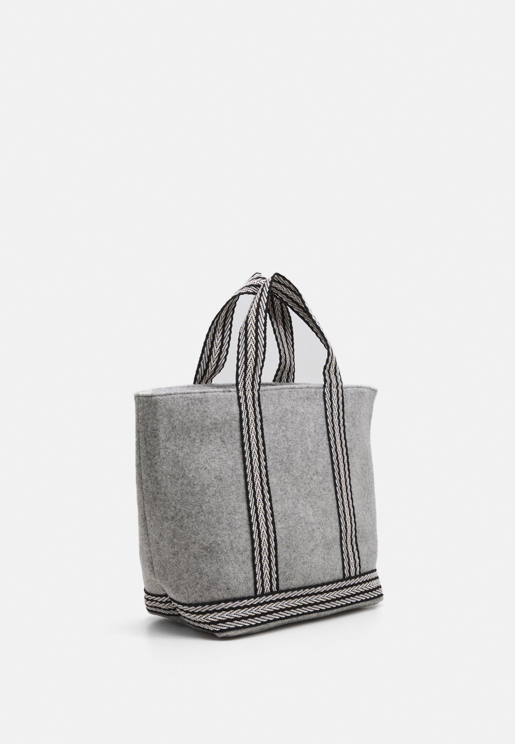 Vanessa Bruno Cabas Moyen - Shopping Bag Grey/grau