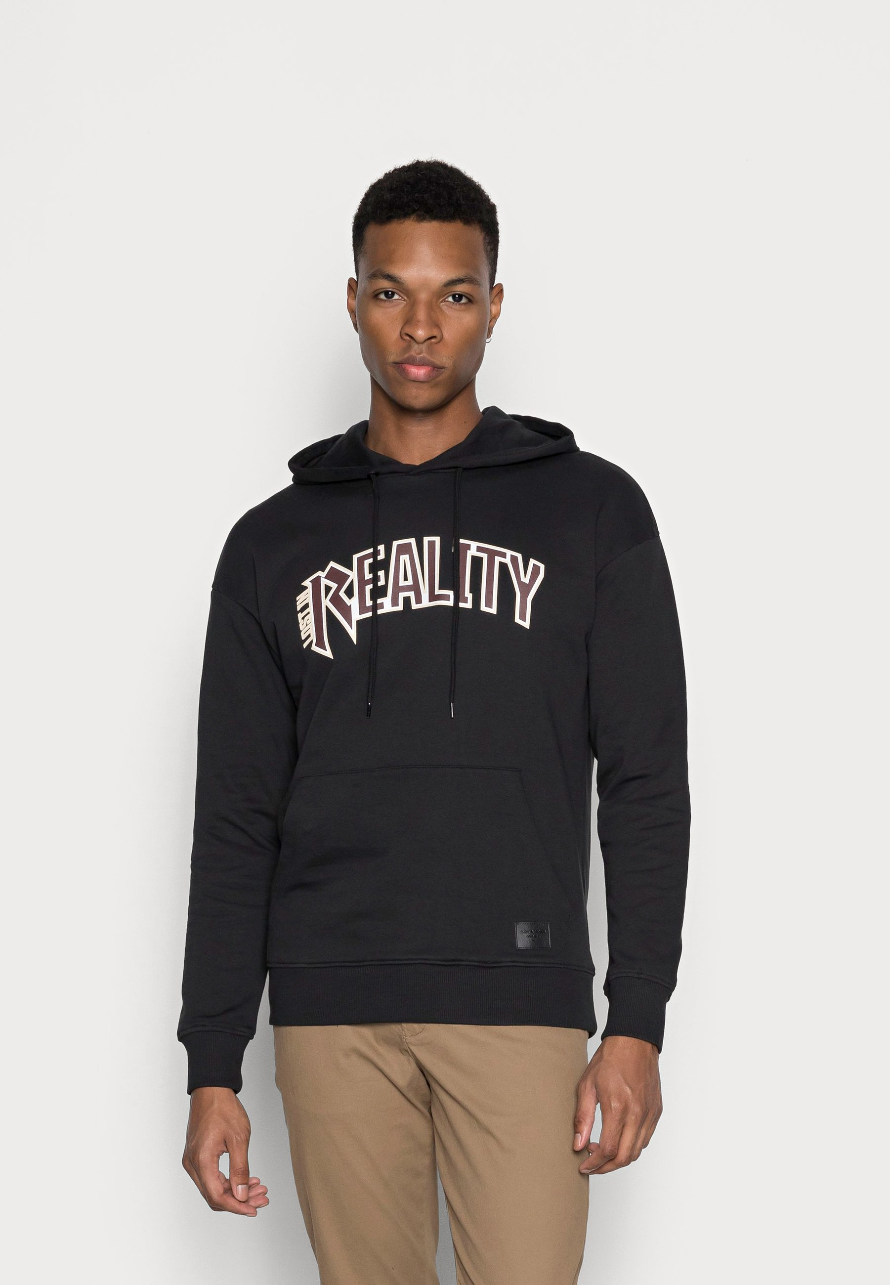 Men JORREALITY HOOD - Sweatshirt