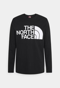 The North Face - STANDARD TEE - Top s dlouhým rukávem - black - 5