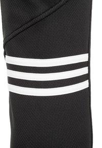 adidas Performance - Spodnie materiałowe - black - 4