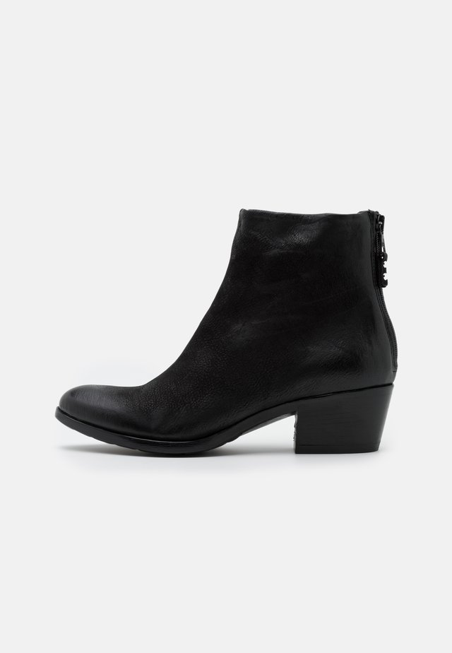 DALLAS DALLY - Classic ankle boots - nero