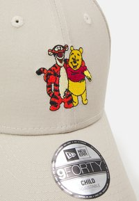 New Era - KIDS TOD CHARACTER 9FORTY+KIDS CHYT CHARACTER 9FORTY UNISEX - Kšiltovka - offwhite - 3