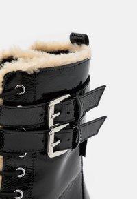 Kurt Geiger London - SERENA - Lace-up ankle boots - black - 6