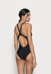 Arena - MIRRORED BACK ONE PIECE - Swimsuit - black - 2