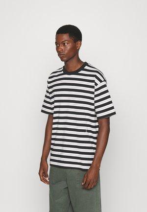 MEN'S  - T-shirt med print - black