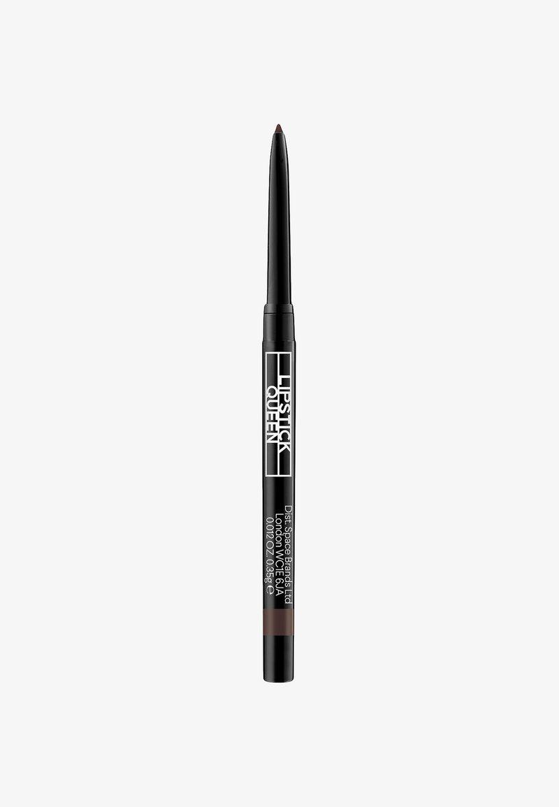 Lipstick Queen - VISIBLE LIP LINER - Lip liner - rich cocoa
