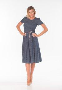 Diyas London - Day dress - blue - 4