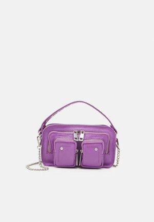 HELENA DELUXE - Taška spříčným popruhem - purple