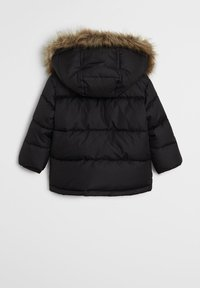 Mango - LUCA - Winter jacket - schwarz