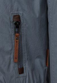 Naketano - Summer jacket - blue-grey - 4