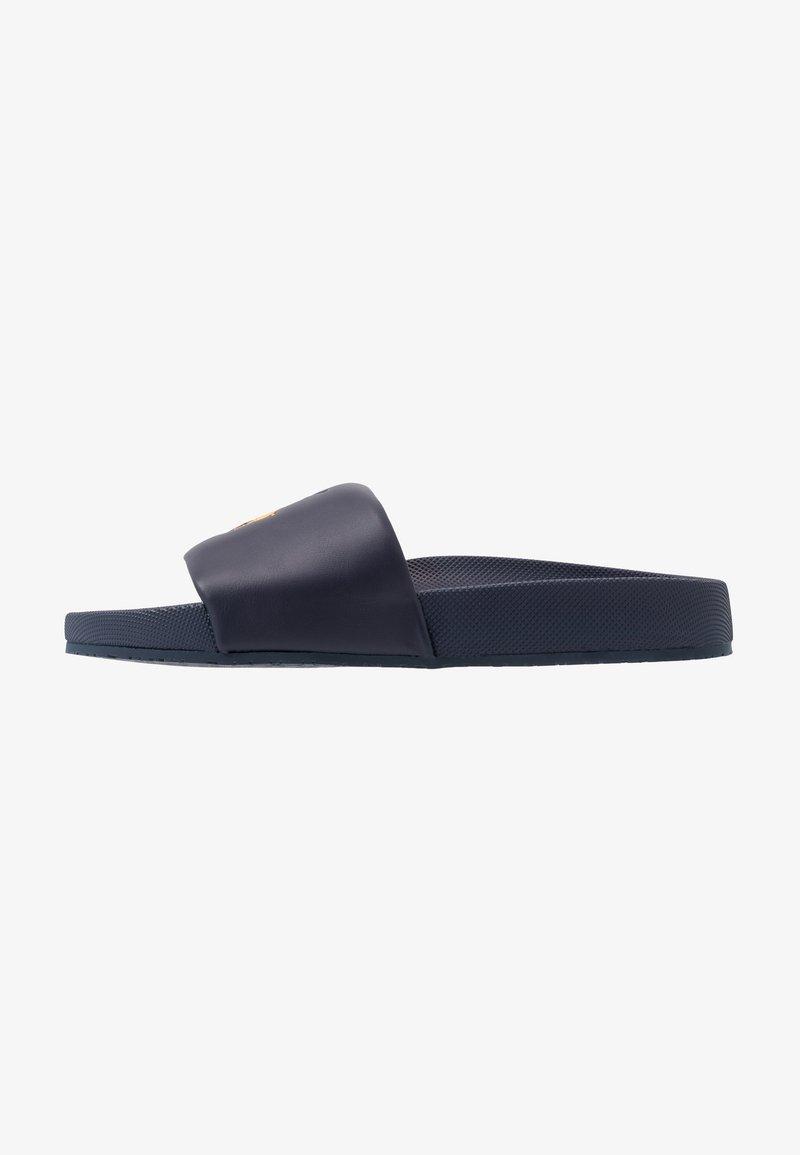 Polo Ralph Lauren - CAYSON  - Pantofle - newport navy/gold
